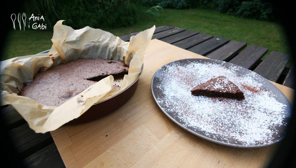 Tarta kokosowo- czekoladowa Sary