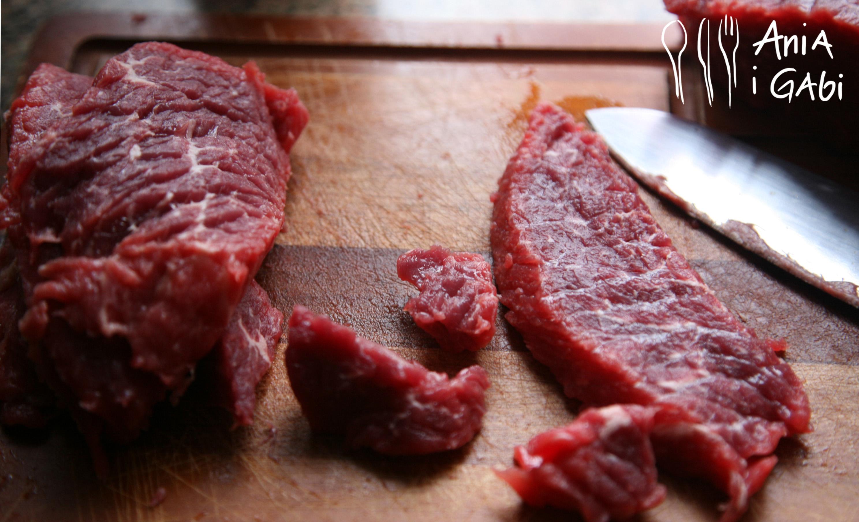 Boeuf Bourguignon  czyli wołowina po burgundzku