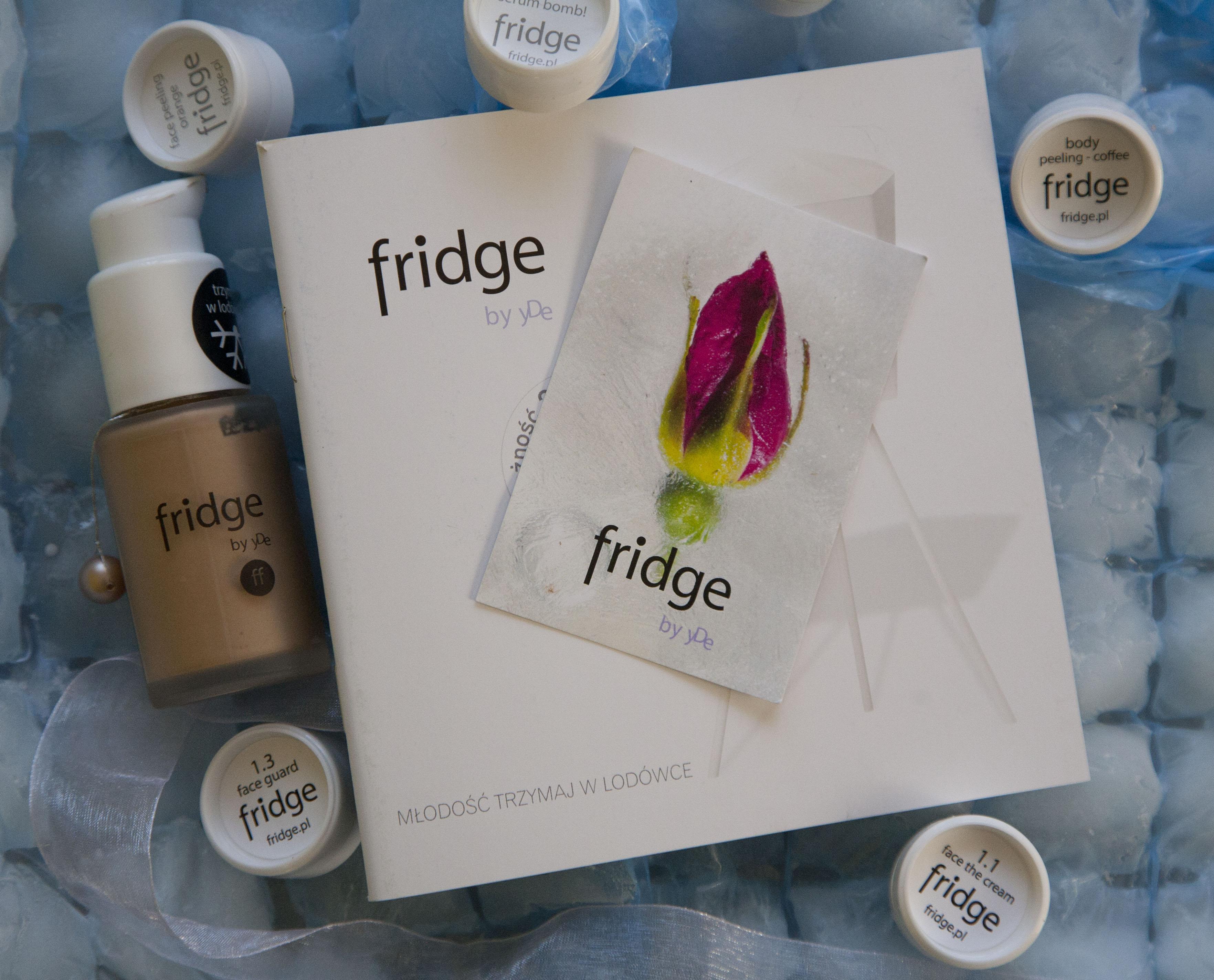 Fridge – kosmetyki z lodówki